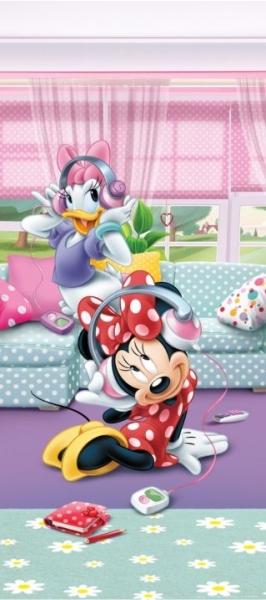 Fototapet FTDv 1831 Minnie & Daisy la dans