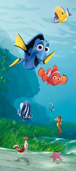Fototapet FTDv 1808 Nemo & Dory
