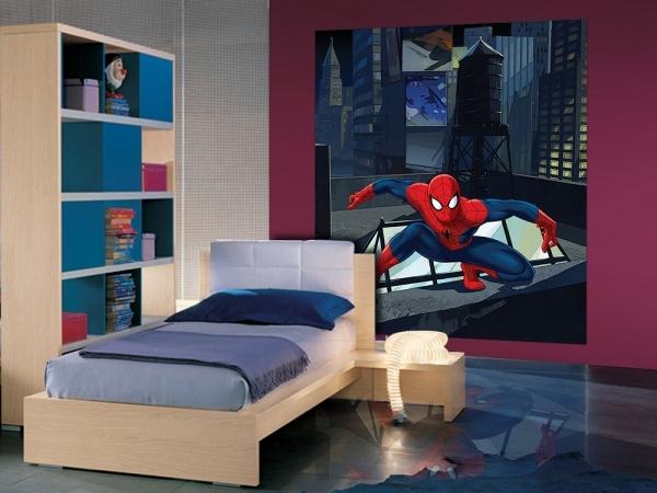 Fototapet FTDxl 1920 Spiderman, eroul