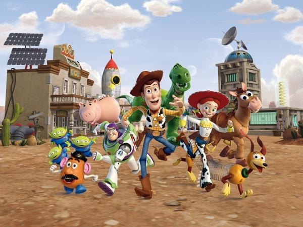 Fototapet FTDxxl 2205 Toy Story
