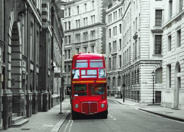Fototapet FTM 0814 Bus