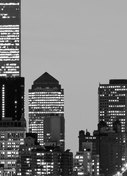 Fototapet 00388 Manhattan Noaptea 1