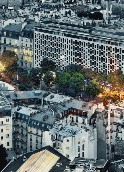 Fototapet 00434 Vedere Paris 1