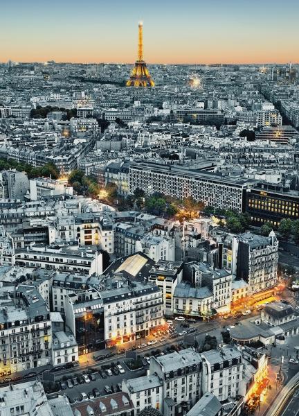 Fototapet 00434 Vedere Paris 0