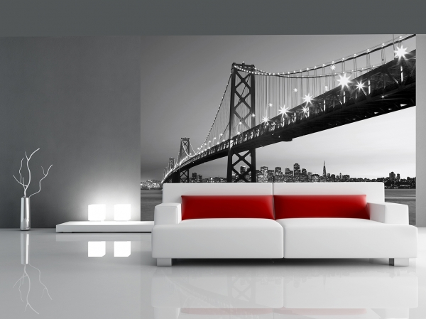Fototapet 00958 San Francisco Skyline 2