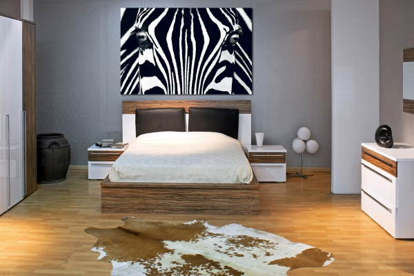 Fototapet 00684 Zebra 2