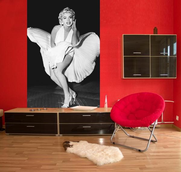 Fototapet 00689 Legenda Marilyn Monroe 2