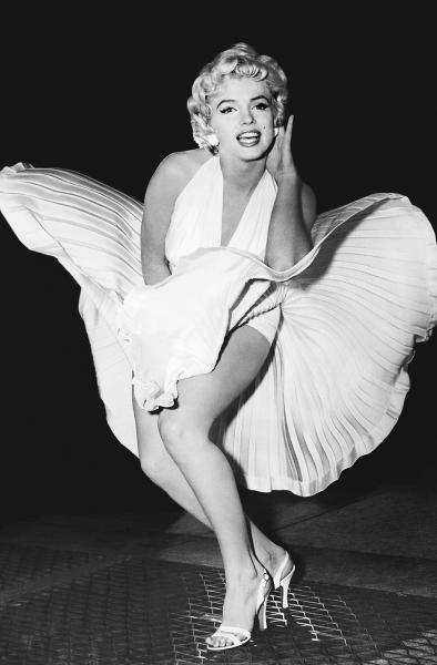 Fototapet 00689 Legenda Marilyn Monroe 0
