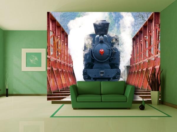 Fototapet FT 1401 Locomotiva
