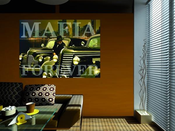 Fototapet FTM 0815 Mafia 1