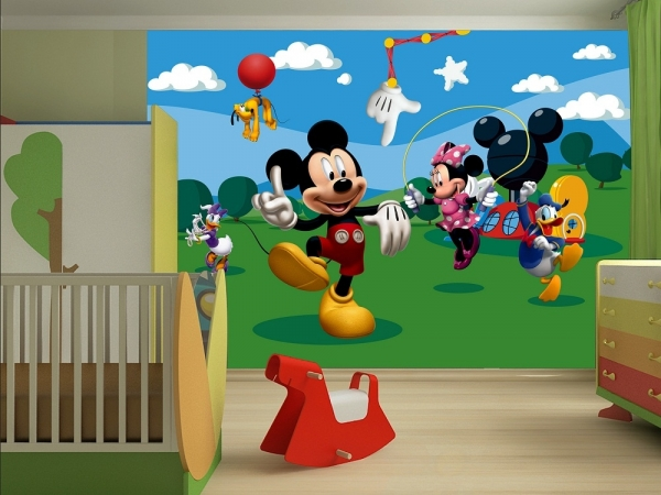 Fototapet FTD 0253 Mickey Mouse 1