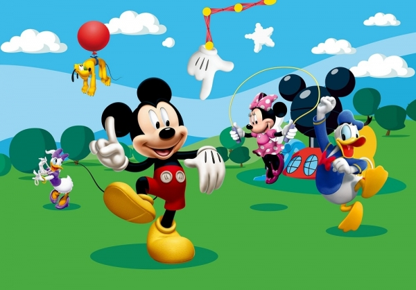 Fototapet FTD 0253 Mickey Mouse 0
