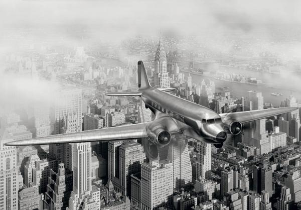 Fototapet FT 0123 Imagine din aer