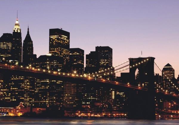 Fototapet FT 0164 Seara in Manhattan
