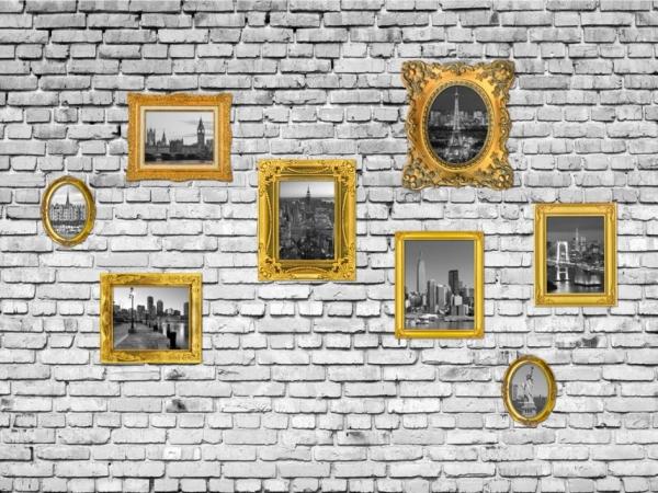 Fototapet FT 1447 Poze pe perete 0