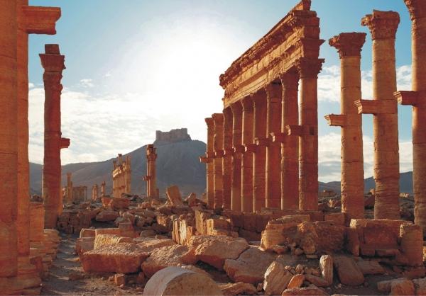 Fototapet FT 0342 Ruine
