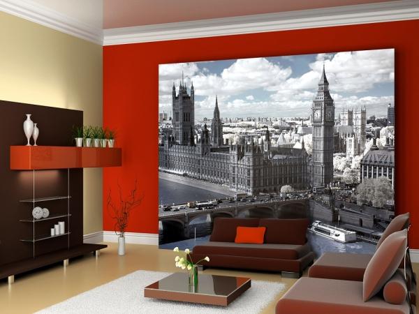 Fototapet FT 1427 Vedere Londra 1
