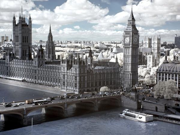 Fototapet FT 1427 Vedere Londra 0
