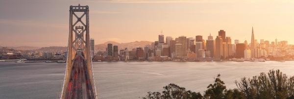 Fototapet XXL2-055 San Francisco, California 0