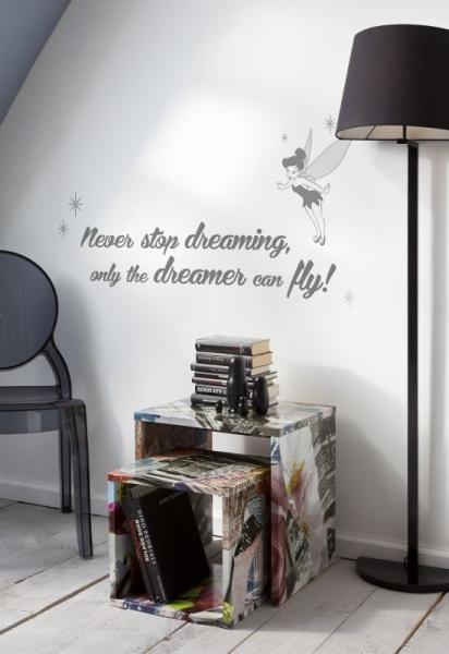 Sticker decorativ 14001 Never stop dreaming 0