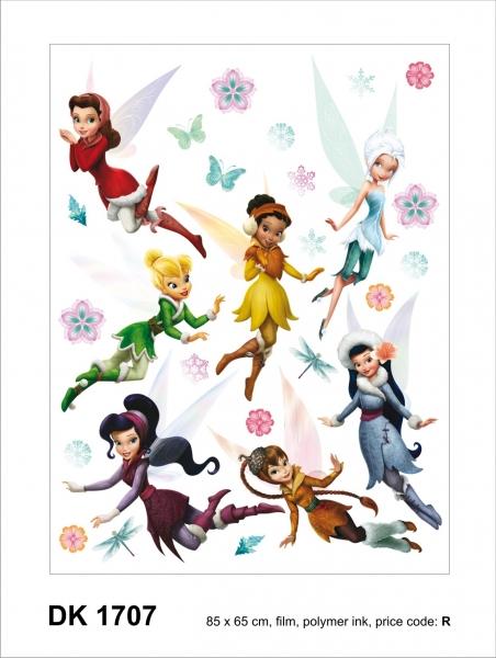 Sticker decorativ DK1707 Tinkerbell