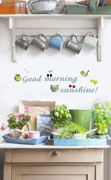 Sticker decorativ 17046 Sunshine 0