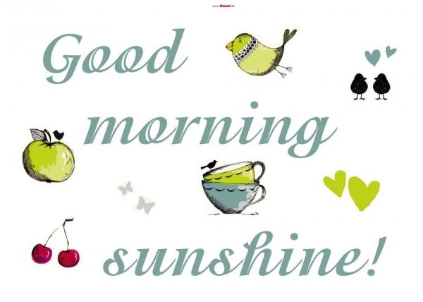 Sticker decorativ 17046 Sunshine 1