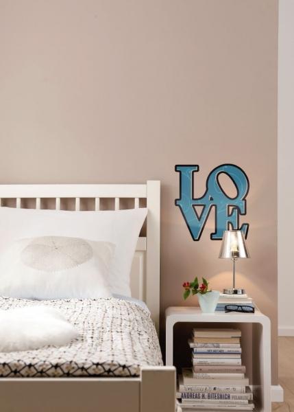 Sticker decorativ 17039 LOVE 0