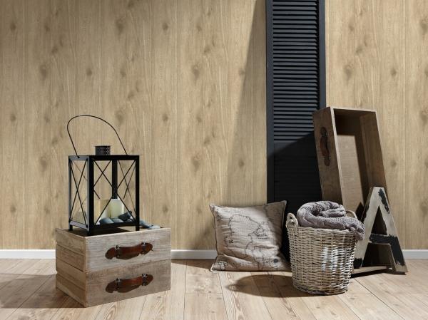 Tapet 30043-4 Wood & Stone 1