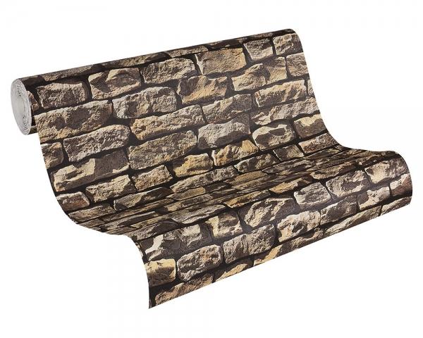 Tapet 9079-12 Wood & Stone 1
