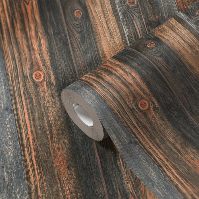 Tapet 9086-12 Wood & Stone 2