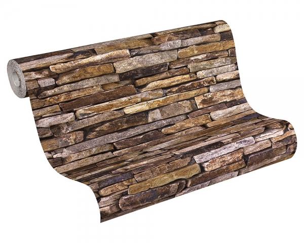 Tapet 9142-17 Wood 'n' Stone 1