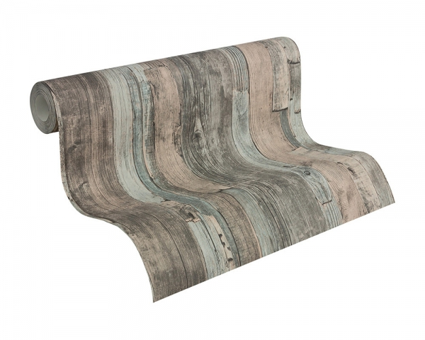Tapet 95405-2 Wood & Stone 1