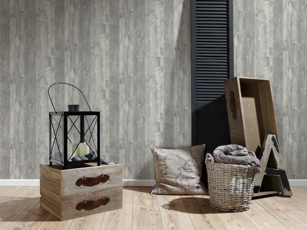 Tapet 95405-4 Wood & Stone 5