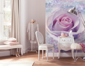 Fototapet XXL2-020 Trandafir roz1