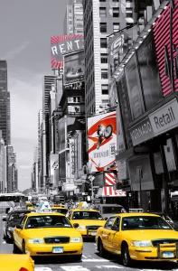 Fototapet 00687 Times Square 20