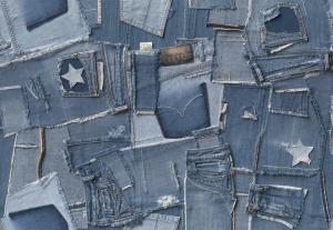 Fototapet 8-909 Jeans0