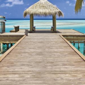 Fototapet 8-921 Statiune pe plaja1