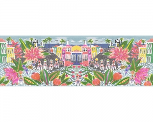 Bordura decorativa 96130-1 Oilily Home0