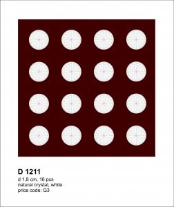 Cristal natural D1211