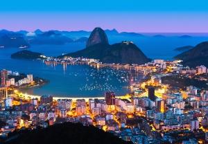 Fototapet 00951 Rio de Janeiro0