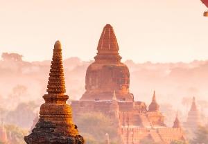 Fototapet 00965 Baloane in Bagan1