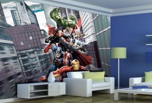 Fototapet FTDxxl 2214 The Avengers1