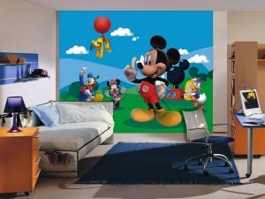 Fototapet FTDxxl 0248 Mickey si prietenii sai