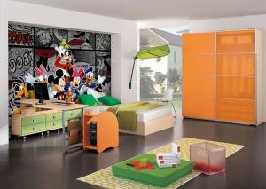 Fototapet FTDxxl 0261 Mickey Mouse si clubul sau