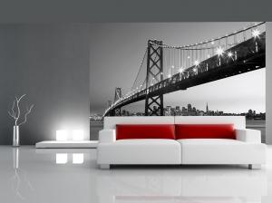 Fototapet 00958 San Francisco Skyline2