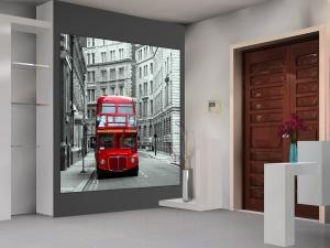 Fototapet FTL 1600 London Bus1