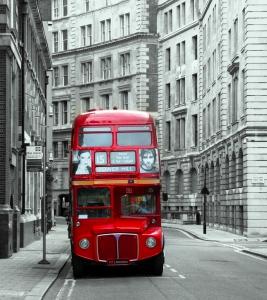 Fototapet FTL 1600 London Bus0