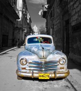 Fototapet FTL 1627 Masina de epoca