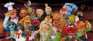 Fototapet FTDh 0609 Muppets0